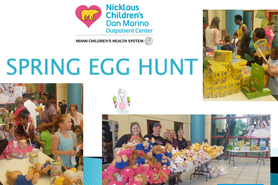 Spring Easter Egg Hunt - April 2015